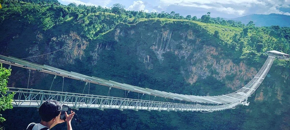 How to Reach Kushma Bungee Jump