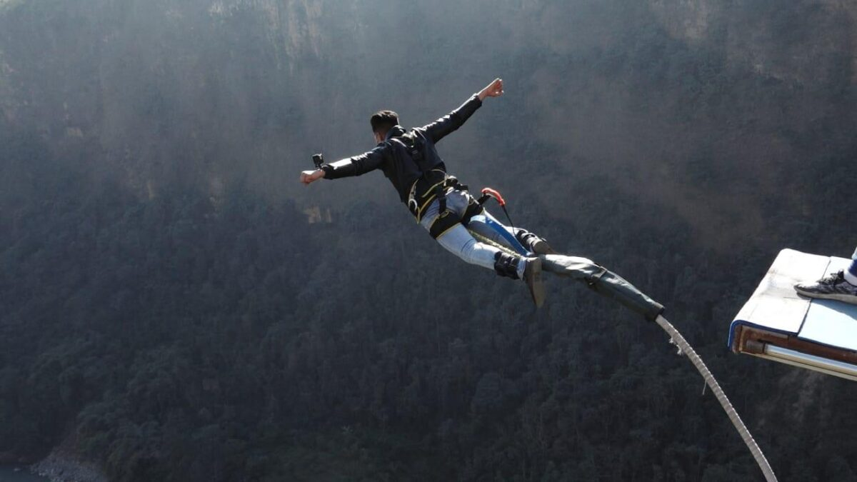 Kushma Bungee Jump price for Indian