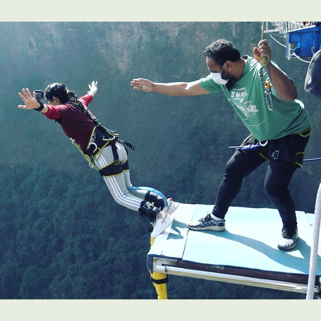 Kushma Bungee Day Tour Package